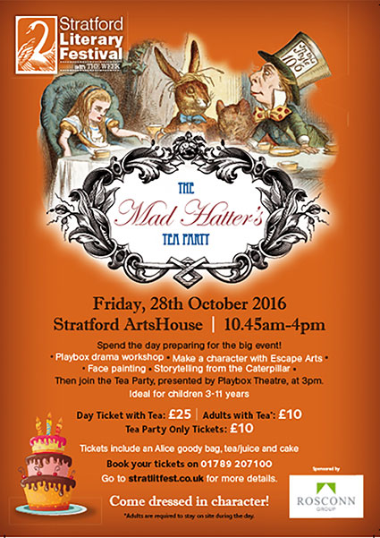 Community Projects - Stratford-upon-Avon Literary Festival - Image 3