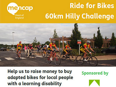 Foundation - News - Ride for Bikes - Featured Image