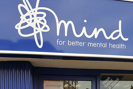 Foundation - News - Rosconn Support Stratford Charity 'Mind' - Image