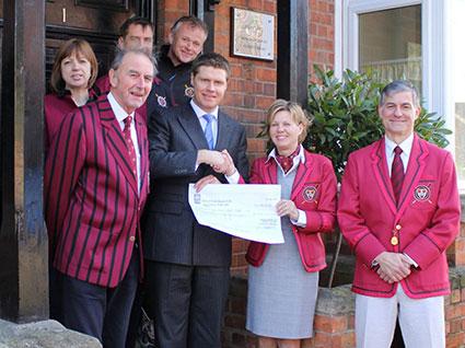 Foundation - News - Sponsoring Stratford Boat Club Regatta - Image 2